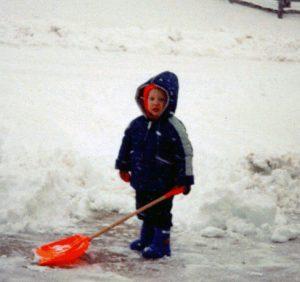 Joel at age 3